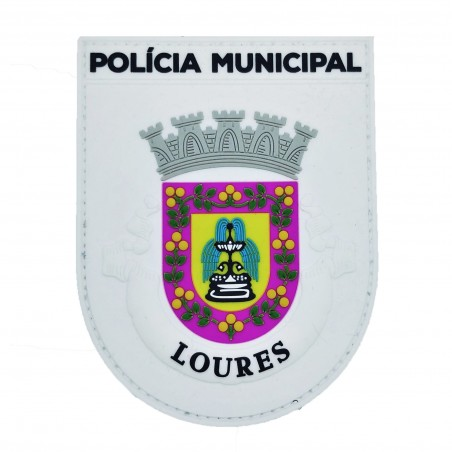 PATCH PVC POLICIA MUNICIPAL...