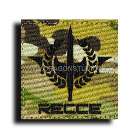 PATCH LASERCUT MULTICAM RECCE