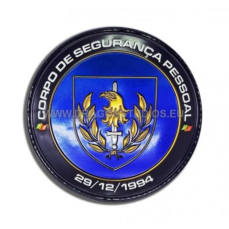 PATCH COMEMORATIVO CSP/PSP