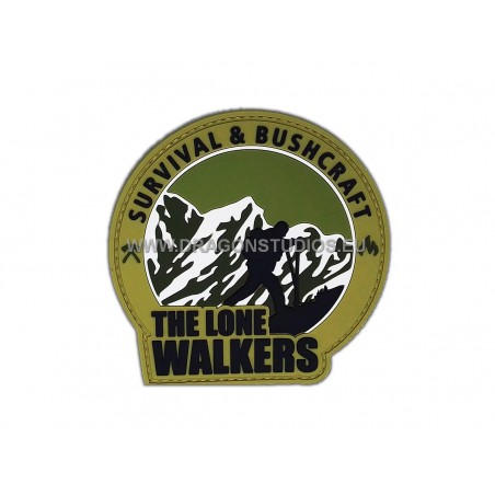 PATCH PVC 3D WALKERS