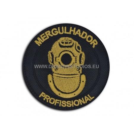 PATCH MERGULHADOR PROFISSIONAL