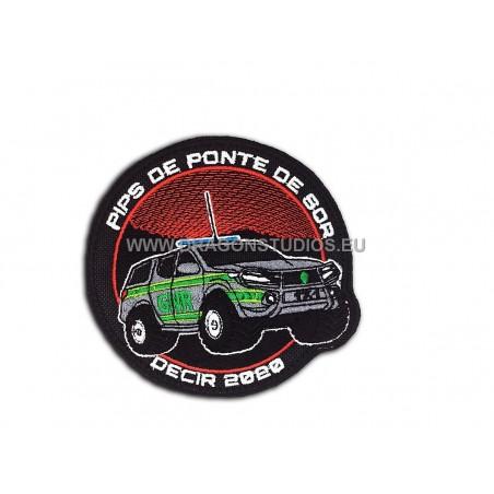PATCH BORDADO PIPS PONTE SOR