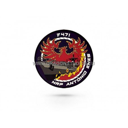 PATCH PVC NRP ANTONIO ENES