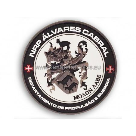 PATCH PVC NRP ALVARES CABRAL