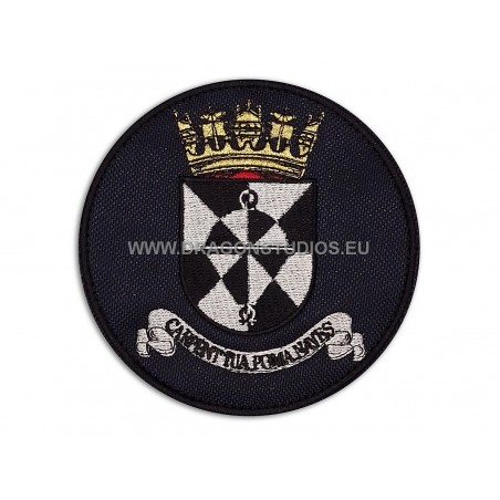 PATCH BORDADO BNL