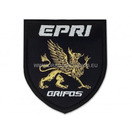 PATCH BORDADO PSP EPRI GRIFOS