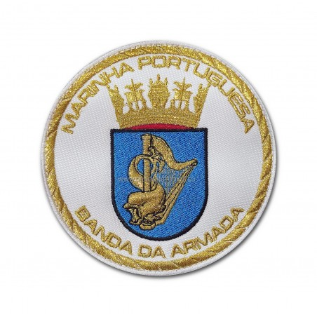 PATCH BORDADO BANDA DA ARMADA