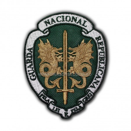 PATCH BORDADO GNR 100MM