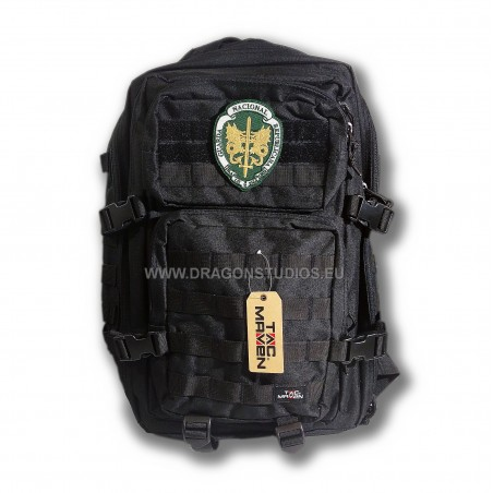 PACK MOCHILA 36lt + PATCH