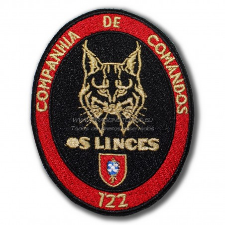 PATCH BORDADO ' OS LINCES '...