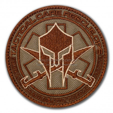 PATCH BORDADO TACTICAL...