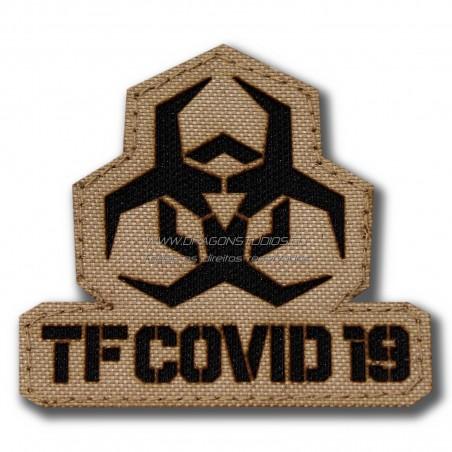 PATCH LASERCUT TF COVID19...