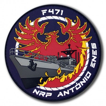 PATCH PVC3D NRP ANTONIO ENES