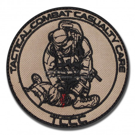 PATCH TCCC ( TAC. COMBAT...