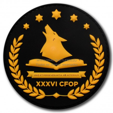 PATCH PVC3D XXXVI CFOP