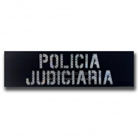 FAIXA LASERCUT POLÍCIA...