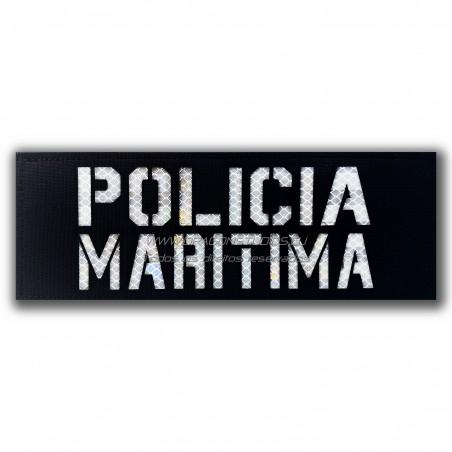 FAIXA LASERCUT POLICIA...
