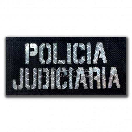 PATCH LASERCUT POLICIA...