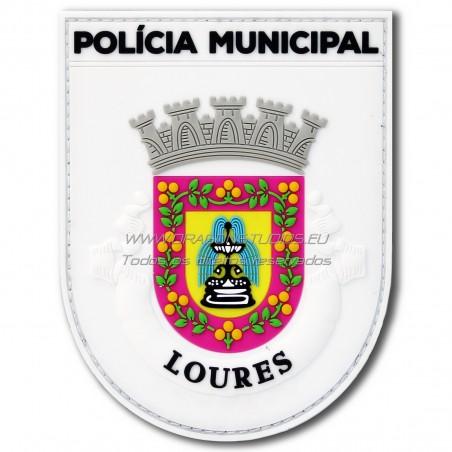 PATCH POLICIA MUNICIPAL LOURES
