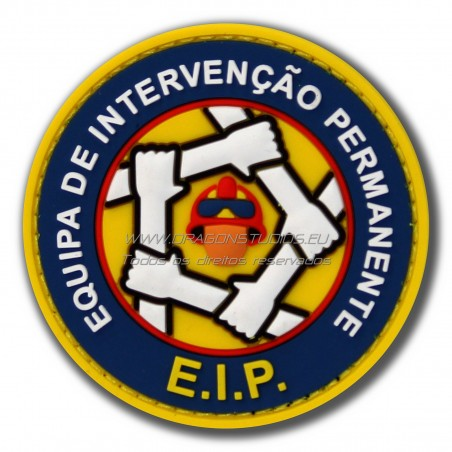 PATCH EQUIPA INT. PERMANENTE