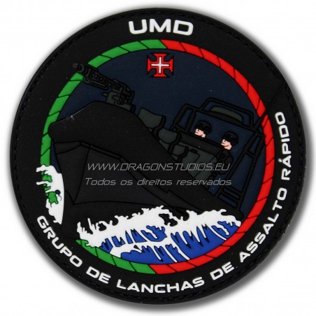 PATCH PVC3D UMD GRUPO LAR
