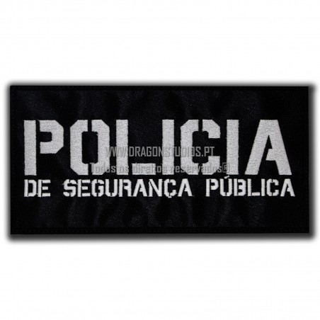 PATCH BORDADO PSP