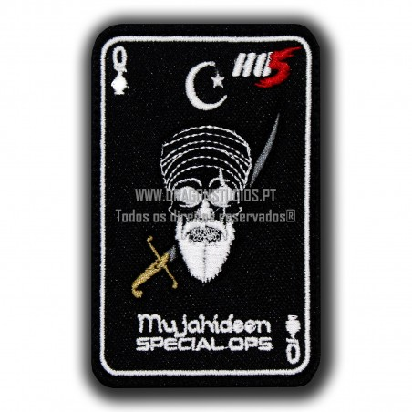 PATCH MUJAHIDEEN SPECIAL OPS