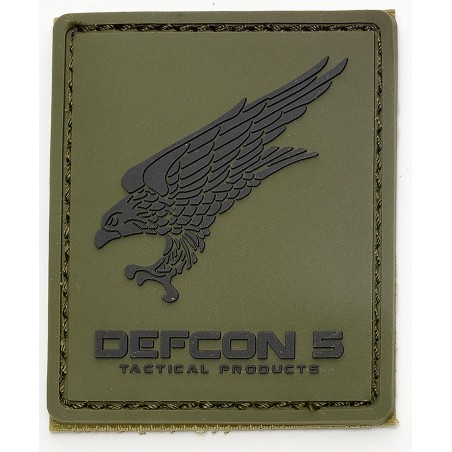 PATCHES DEFCON 5 PVC3D
