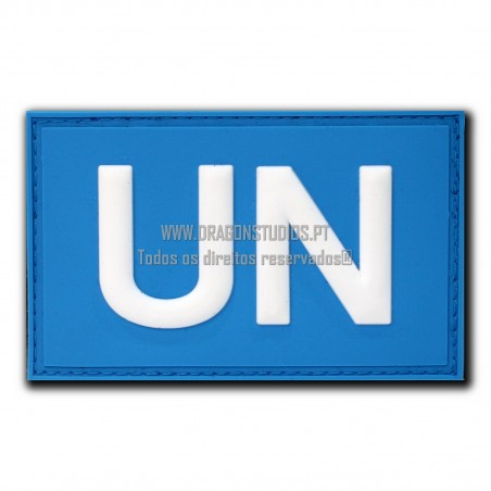 PATCH PVC3D UNITED NATIONS