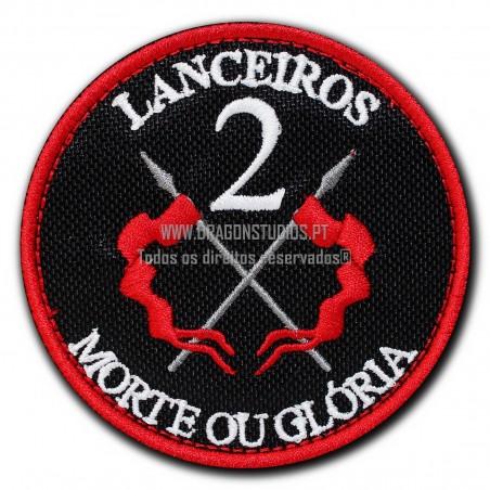 PATCH BORDADO RL2