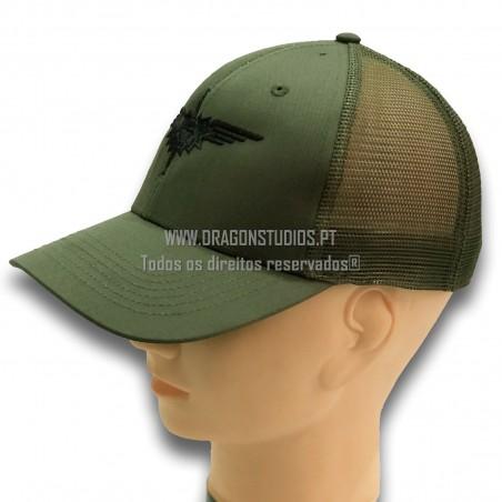 CAP TRUCKER HAT GOE
