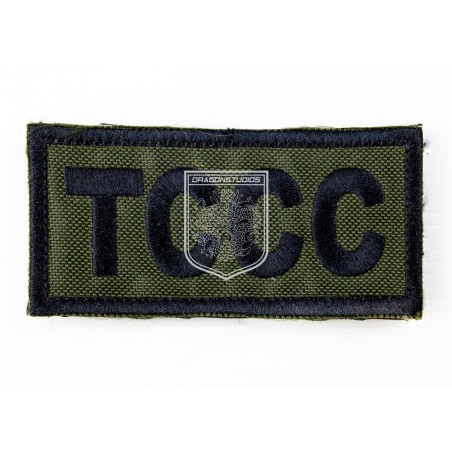 PATCH BORDADO TCCC