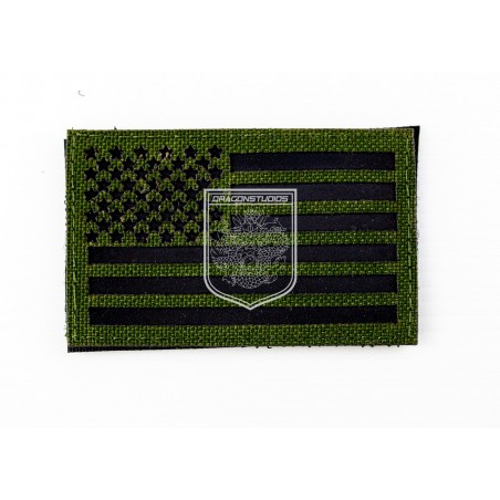 PATCH IR BANDEIRA USA