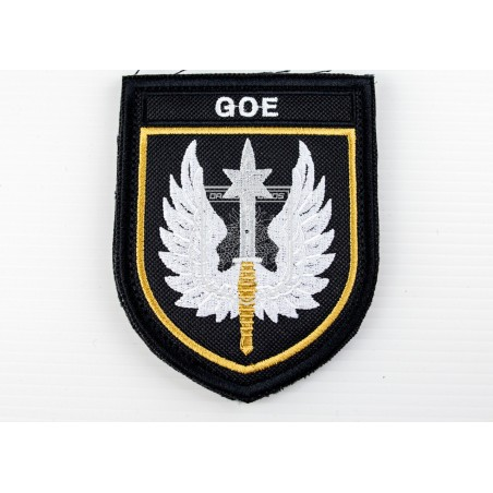 PATCH BORDADO GOE
