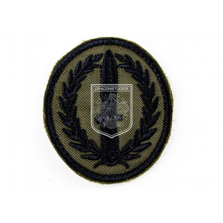 PATCH BORDADO FUZILEIRO...