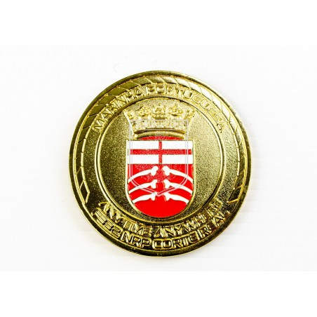 CHALLENGE COIN F332 CORTE REAL