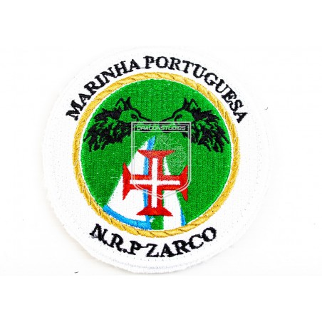 PATCH BORDADO NRP ZARCO