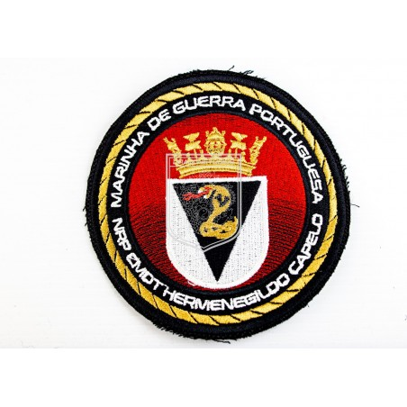 PATCH BORDADO NRP...