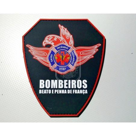PATCH PVC3D BOMBEIROS BEATO