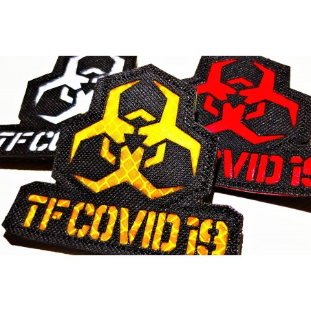 PATCHES TF COVID19 - 3M SOLAS