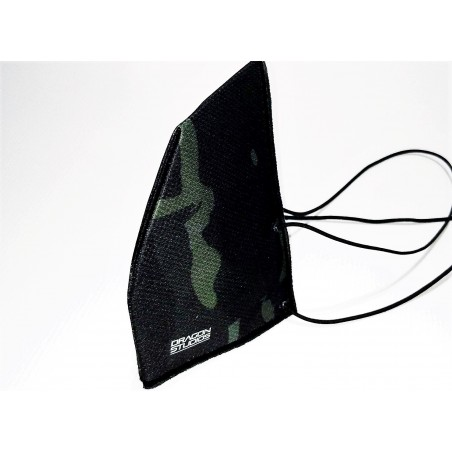 MÁSCARA MULTICAM BLACK