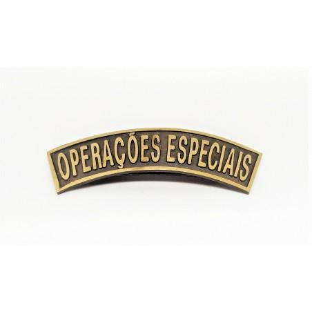 DÍSTICO METAL OPERAÇÕES...