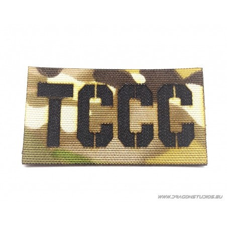 PATCH LASERCUT TCCC
