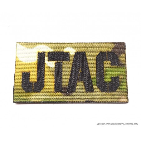 PATCH LASERCUT JTAC