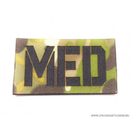 PATCH LASERCUT MEDIC 'MED'