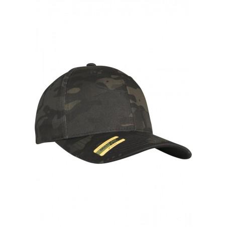 CAP MULTICAM BLACK ' YUPOONG'