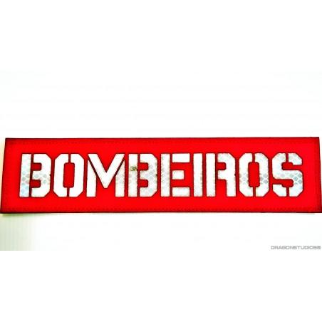 FAIXA LASERCUT BOMBEIROS 20CMS