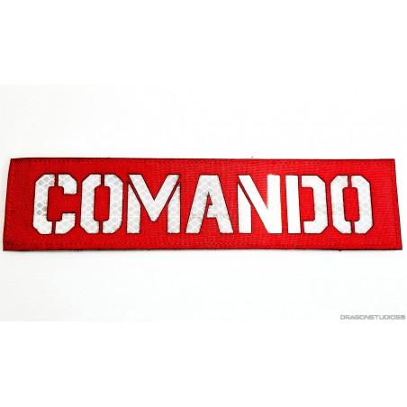 FAIXA LASERCUT 'COMANDO C/...