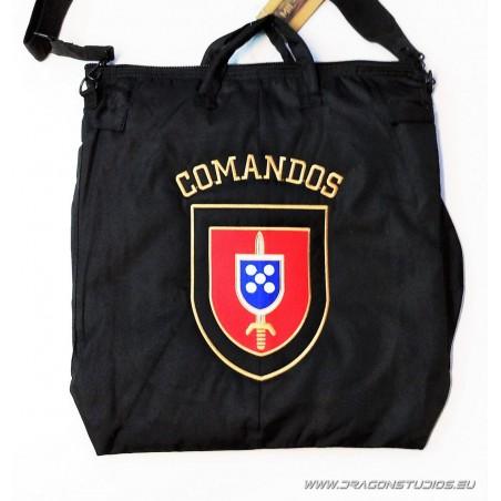 FLYBAG MILTEC 'BLACK' COMANDOS